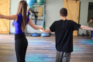 Peyton Dancing